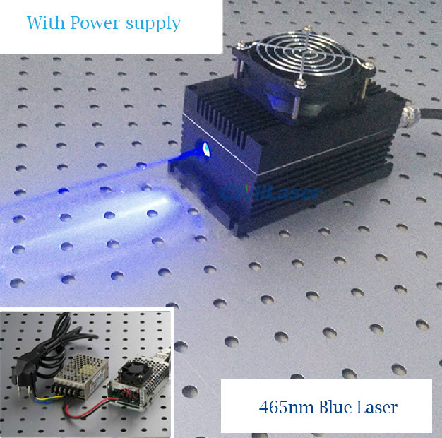465nm 20W blue Semiconductor Laser
