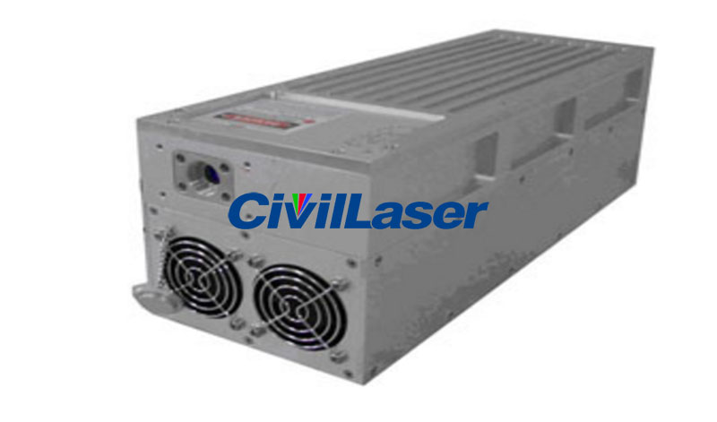 355nm Q-switched UV laser 1-3000mW
