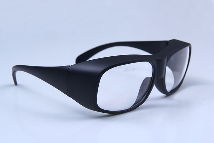 CO2 Laser Protective Goggles CO2 Lattice Laser Protective Goggles 10600nm Security Protection